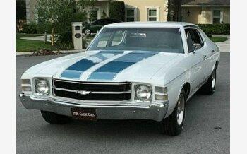 1971 Chevrolet Chevelle Malibu for sale 101362336