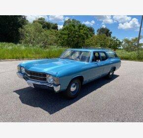 1971 Chevrolet Chevelle for sale 101362449