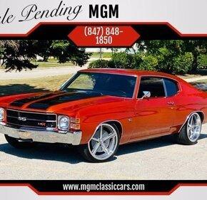 1971 Chevrolet Chevelle for sale 101363447