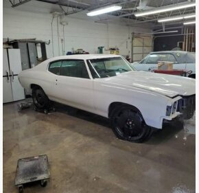 1971 Chevrolet Chevelle for sale 101376088