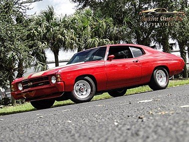 1971 Chevrolet Chevelle SS for sale 101383796