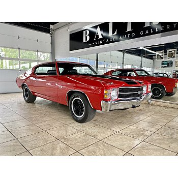 1971 Chevrolet Chevelle for sale 101396569
