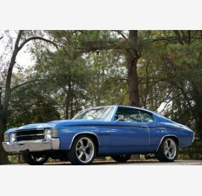 1971 Chevrolet Chevelle for sale 101431122