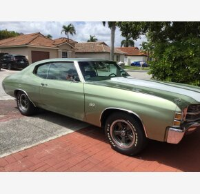 1971 Chevrolet Chevelle SS for sale 101432129
