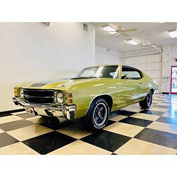1971 Chevrolet Chevelle for sale 101452875