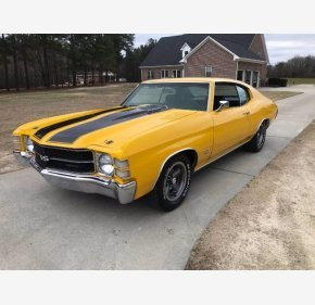 1971 Chevrolet Chevelle SS for sale 101471441
