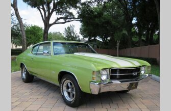 1971 Chevrolet Chevelle for sale 101478465
