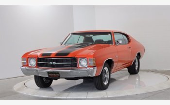 1971 Chevrolet Chevelle for sale 101566592
