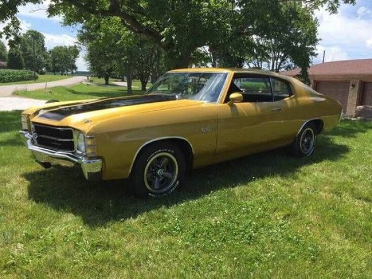 1971 Chevrolet Chevelle SS for sale 101585172