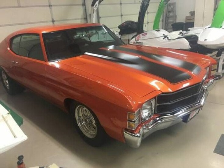 1971 Chevrolet Chevelle for sale 101585266