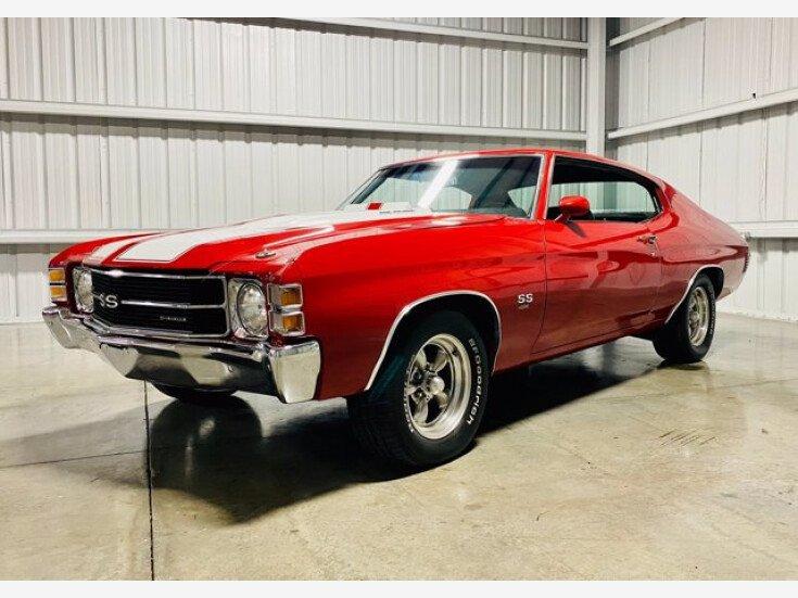 1971 Chevrolet Chevelle for sale 101602548