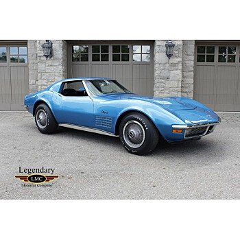 1971 Chevrolet Corvette for sale 100831885