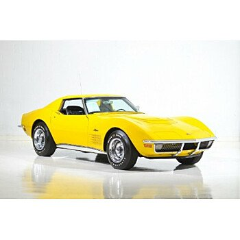 1971 Chevrolet Corvette for sale 101021568