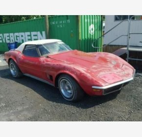 1971 Chevrolet Corvette for sale 101016940