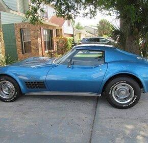 1971 Chevrolet Corvette Coupe for sale 101066006