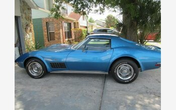 1971 Chevrolet Corvette Coupe for sale 101066006