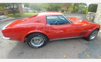 1971 Chevrolet Corvette Coupe for sale 101066404
