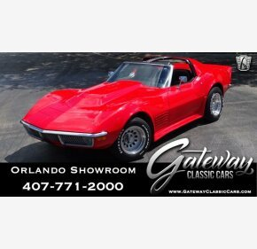 1971 Chevrolet Corvette for sale 101147019
