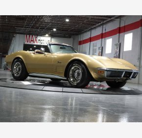 1971 Chevrolet Corvette Convertible for sale 101188029