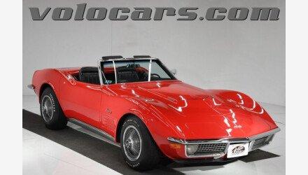 1971 Chevrolet Corvette for sale 101207110