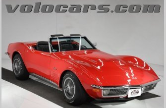 1971 Chevrolet Corvette for sale 101207110