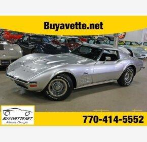 1971 Chevrolet Corvette for sale 101212915