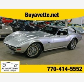 1971 Chevrolet Corvette for sale 101212915