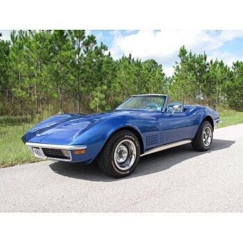 1971 Chevrolet Corvette for sale 101226537