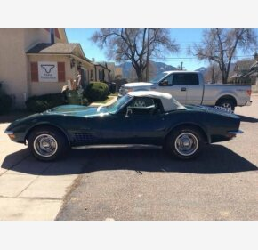 1971 Chevrolet Corvette Convertible for sale 101264424