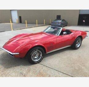 1971 Chevrolet Corvette for sale 101265218