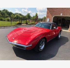 1971 Chevrolet Corvette Convertible for sale 101265316