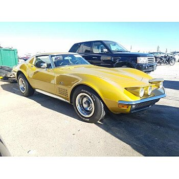 1971 Chevrolet Corvette for sale 101281336