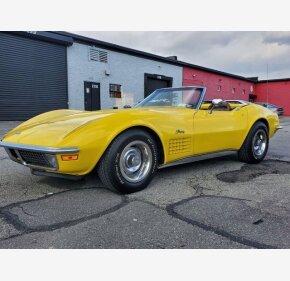 1971 Chevrolet Corvette Convertible for sale 101283815