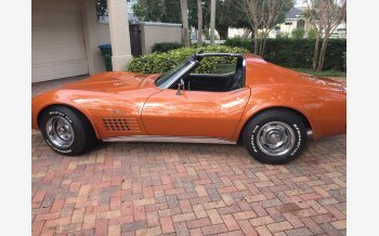 1971 Chevrolet Corvette Coupe for sale 101284476