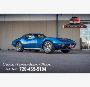 1971 Chevrolet Corvette for sale 101288925