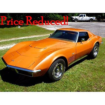 1971 Chevrolet Corvette for sale 101326678
