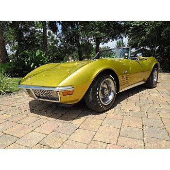 1971 Chevrolet Corvette for sale 101372218