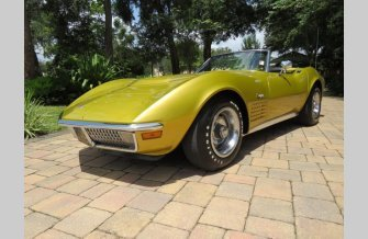 1971 Chevrolet Corvette for sale 101372218