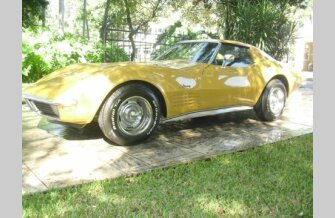 1971 Chevrolet Corvette for sale 101377134