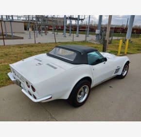 1971 Chevrolet Corvette Convertible for sale 101406611