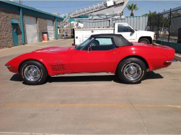 1971 Chevrolet Corvette for sale 101498902