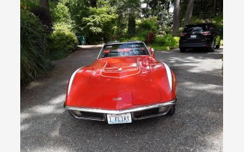 1971 Chevrolet Corvette Stingray Convertible for sale 101522909