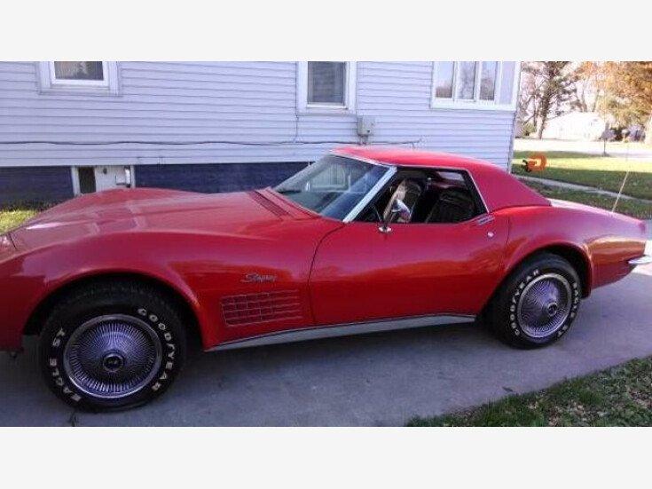 1971 Chevrolet Corvette for sale 101551016