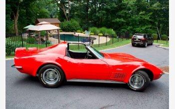 1971 Chevrolet Corvette Coupe for sale 101558077