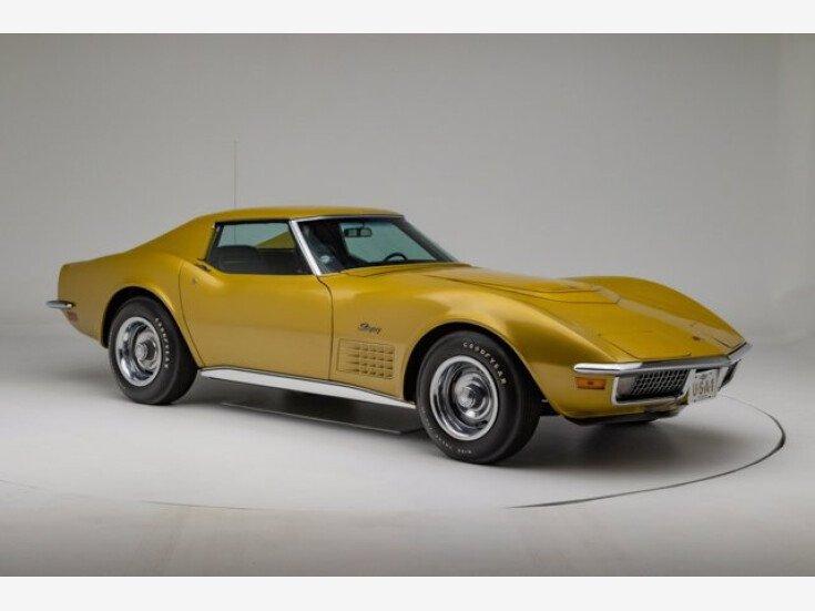 1971 Chevrolet Corvette Coupe for sale 101559546