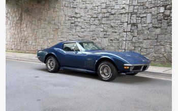 1971 Chevrolet Corvette for sale 101607765