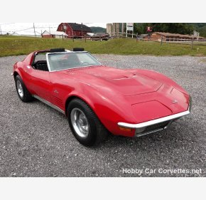 1971 Chevrolet Corvette for sale 101200431