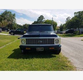1971 Chevrolet Custom for sale 100784602