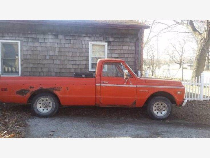 1971 Chevrolet Custom for sale 101543650