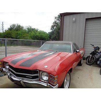 1971 Chevrolet El Camino for sale 100825375
